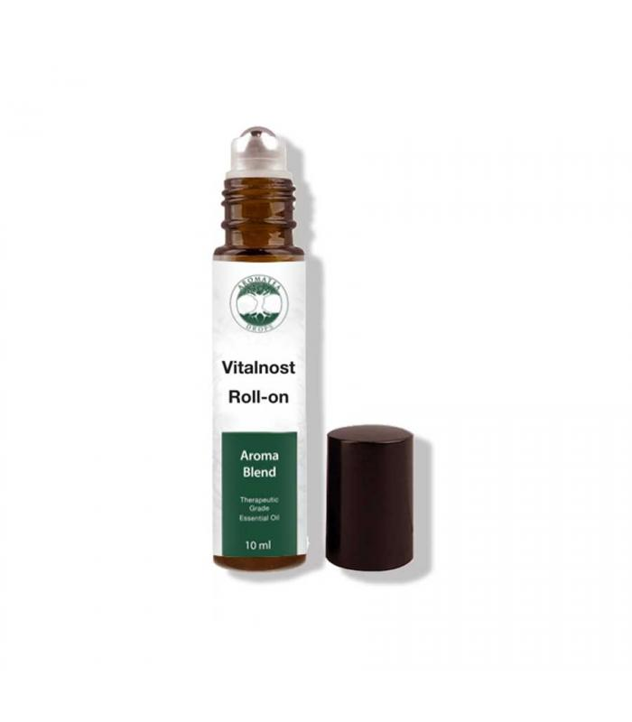 """VITALNOST"" AROMA BLEND ROLL ON - AROMA TEA DROPS"